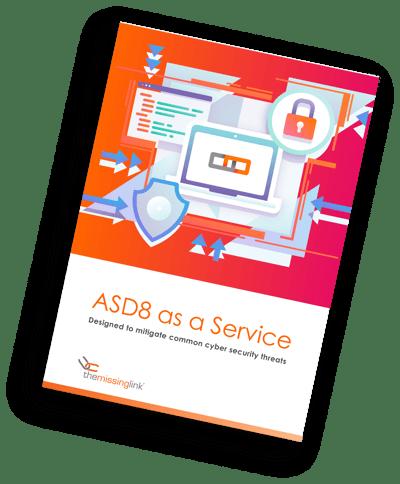 ASD8 Cover
