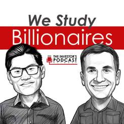 We study billionaires podcast