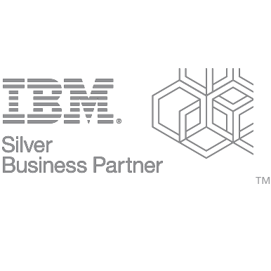 IBM grey logo
