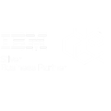 IBM white logo-1
